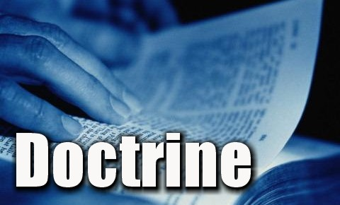 doctrine truth and christianity.