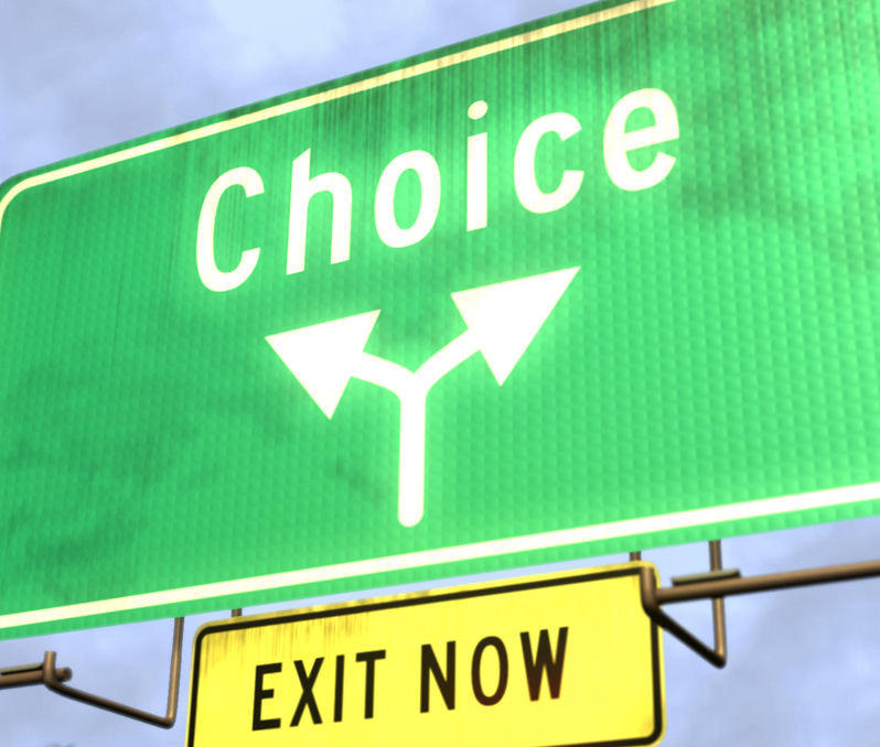 Choices « DarrellCreswell's Blog