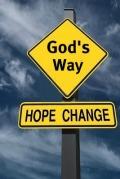 Gods way hope and change