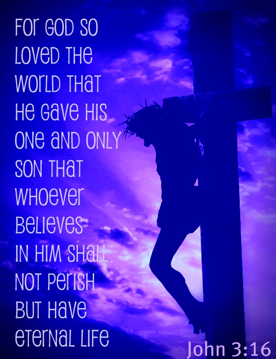 Bible verses on love – john 3 16 – god loves us