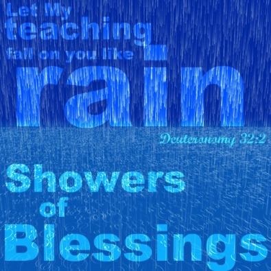 Rain From Heaven Showers Of Blessing Darrell Creswell