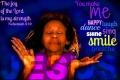joy of Lord my strength Nehemiah 810 you make me smile