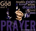 prayer talk to god 2 Corinthians 1 3-4