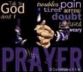 prayer talk to god 2 Corinthians 1 3-4
