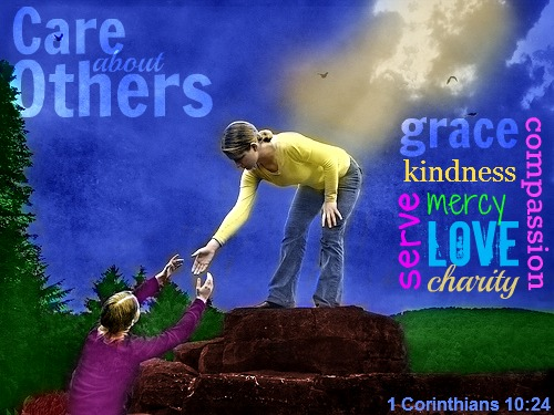 Bible Quotes About Helping People: Inspirational Bible Verses -Being A Servant