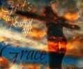 Gods love poured out Grace Romans 5 8