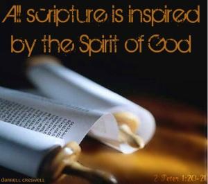 Bible Scroll-001