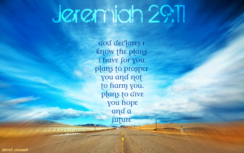 Jeremiah  Blue Letter