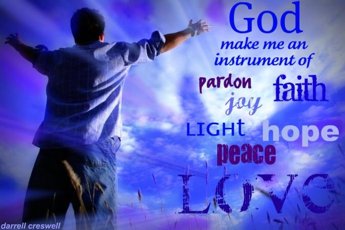God make-me-an-instrument