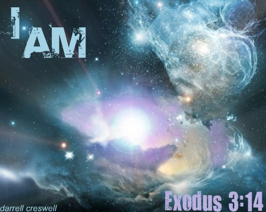 God i-am who i-am-exodus-3-14