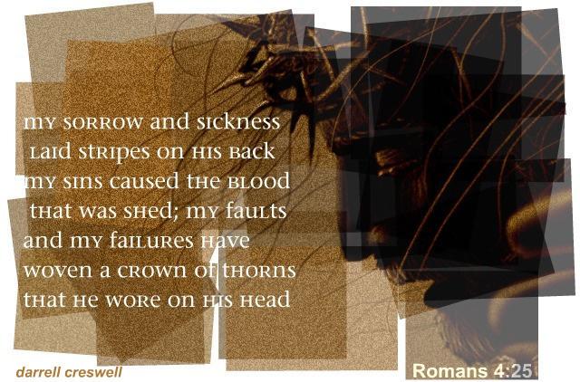 jesus-paid-it-all-romans-4-25