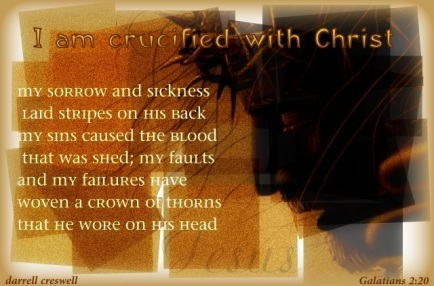 Crucified with Christ Galatians 2:20