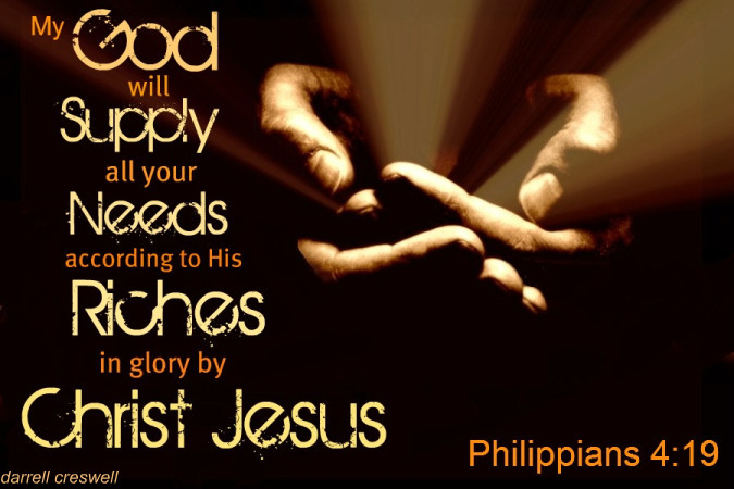 phillipians-4-19-God will supply my needs