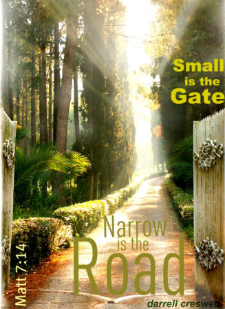 small-gate-narrow-road Matthew 7:14