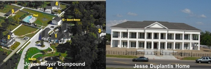 Joyce Meyer Jesse Duplantis Home