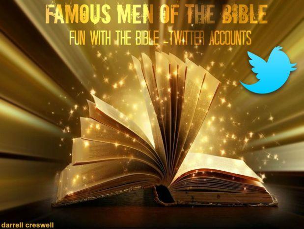 Fun with Bible Twitter
