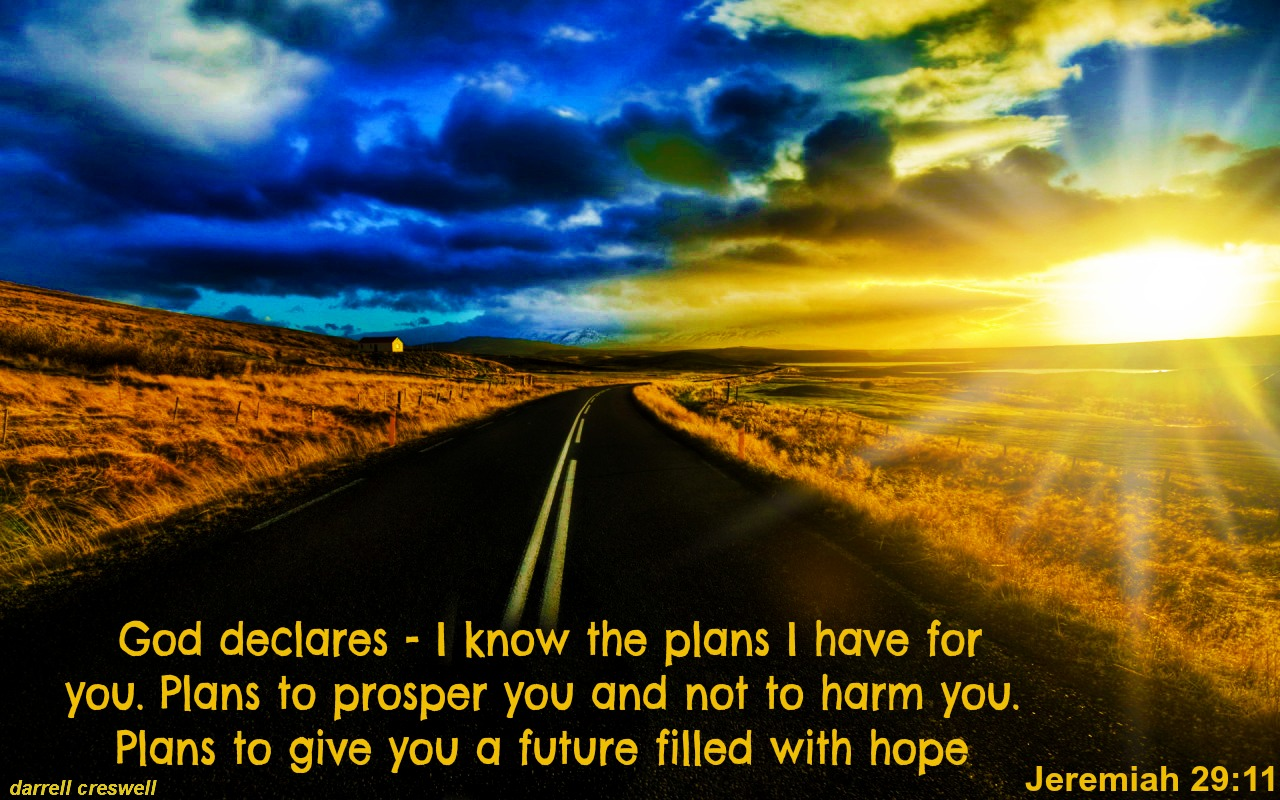 god s unshakable plans for your life jeremiah 29 11