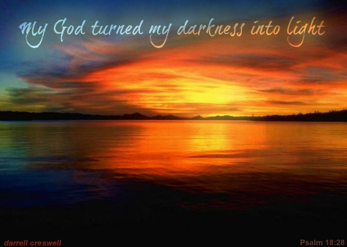 Psalm 18 28