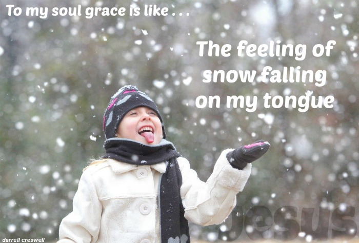 snow and grace