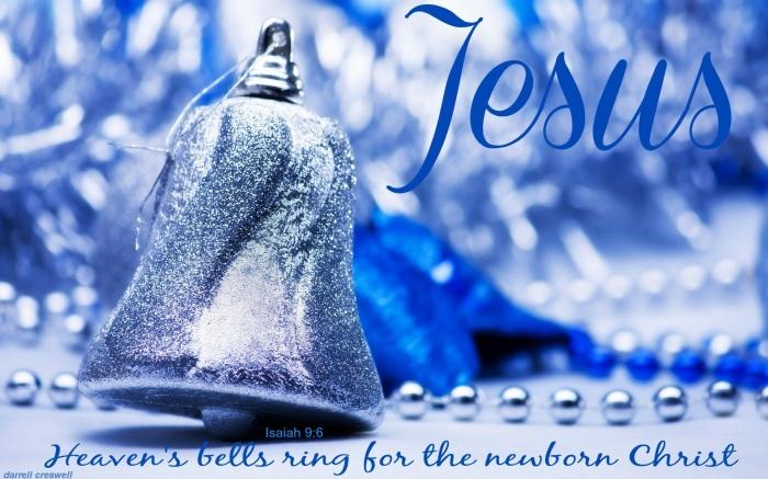Isaiah 9:6 Newborn Christ