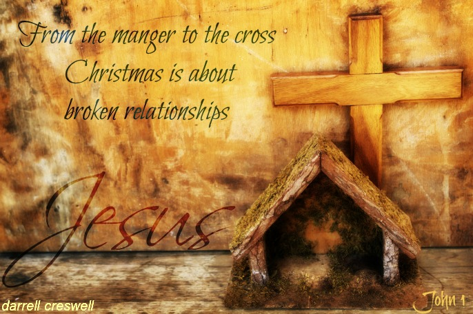 John 1 Christmas broken relationship