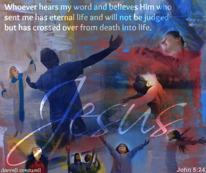 life to death john 5 24