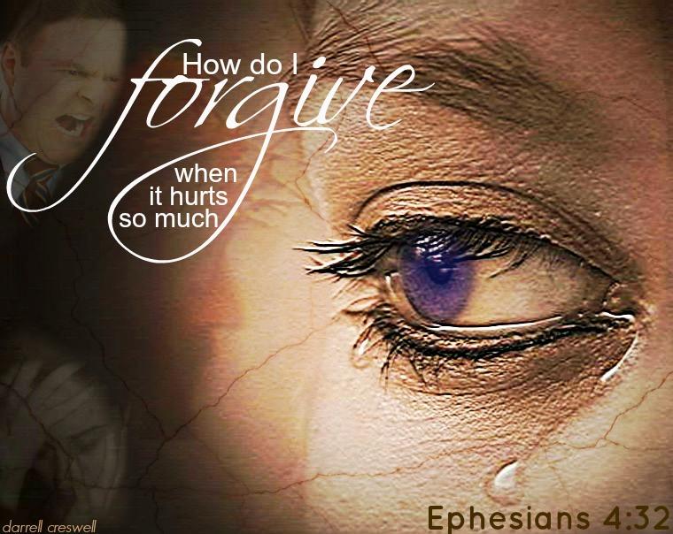 Forgiveness Ephesians 4:32
