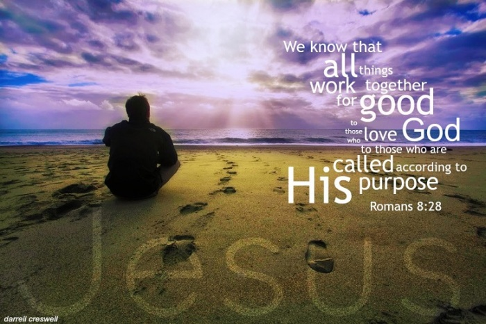 romans 8 28 All Thiings God's purpose